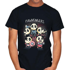 Pawvengers - Mens - T-Shirts - RIPT Apparel