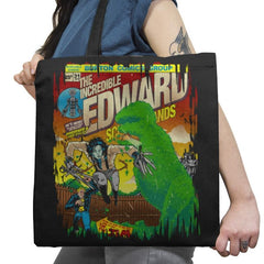 The Incredible Edward Exclusive - Tote Bag - Tote Bag - RIPT Apparel