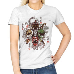 Shijin Rangers - Best Seller - Womens - T-Shirts - RIPT Apparel