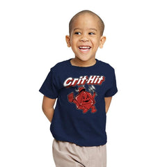 Crit-Hit - Youth - T-Shirts - RIPT Apparel