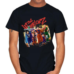 The WarriorZ - Anytime - Mens - T-Shirts - RIPT Apparel
