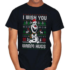 Warm Hugs! - Mens - T-Shirts - RIPT Apparel