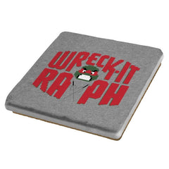 Wreck-It Raph Exclusive - Coasters - Coasters - RIPT Apparel