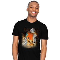 A Nightmare Before Carbonite - Mens - T-Shirts - RIPT Apparel