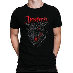 Count Dracarys - Mens Premium - T-Shirts - RIPT Apparel