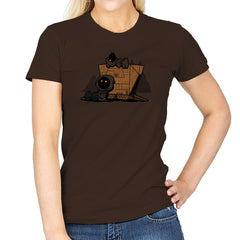 Scavenger Nuts - Womens - T-Shirts - RIPT Apparel