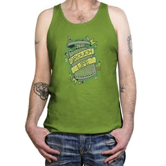 Grouch Life Exclusive - Tanktop - Tanktop - RIPT Apparel