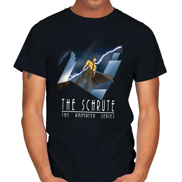 The Schrute The Animated Series T-shirt