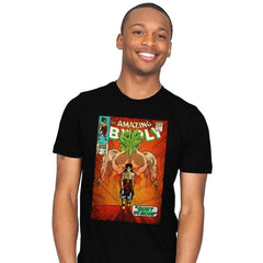 The Amazing Broly - Mens - T-Shirts - RIPT Apparel