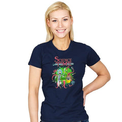 Science Time - Womens - T-Shirts - RIPT Apparel