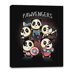 Pawvengers - Canvas Wraps - Canvas Wraps - RIPT Apparel