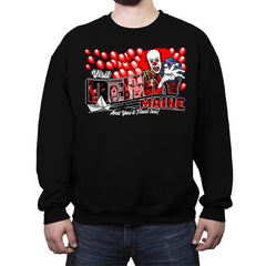 Visit Derry - Crew Neck Sweatshirt - Crew Neck Sweatshirt - RIPT Apparel