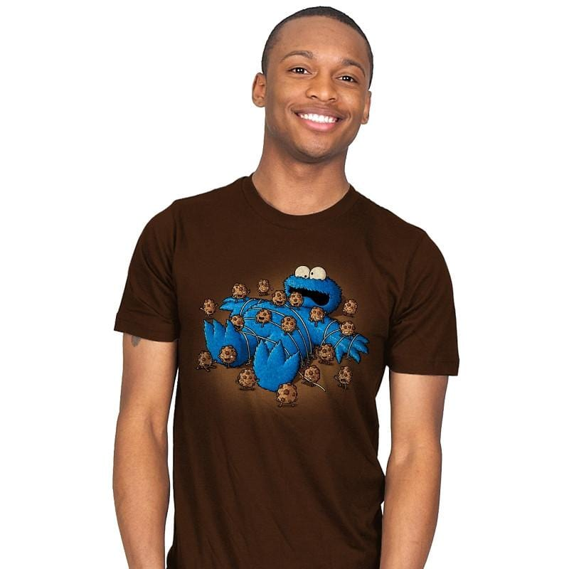 Gulliver Monster - Pop Impressionism - Mens - T-Shirts - RIPT Apparel