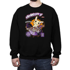 Mimikyo's - Crew Neck Sweatshirt - Crew Neck Sweatshirt - RIPT Apparel