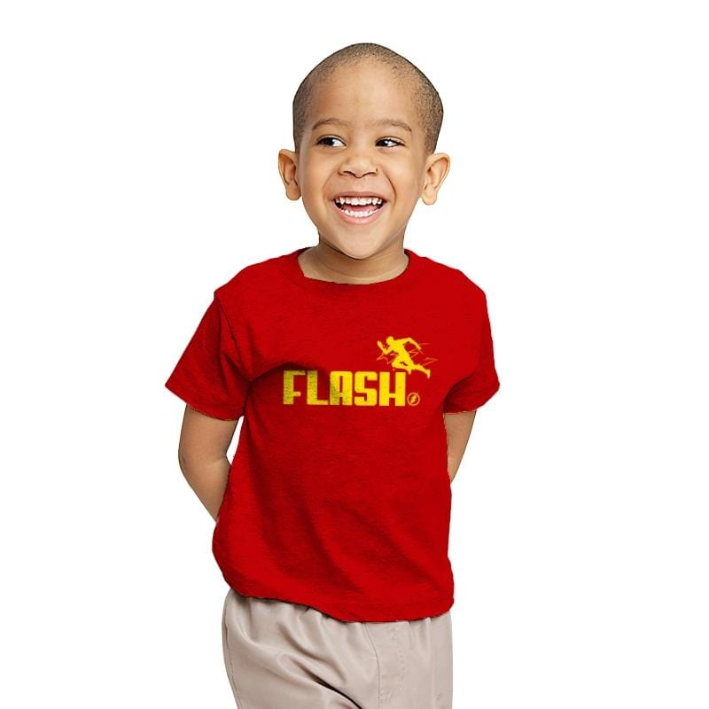 Flash Athletics - Youth - T-Shirts - RIPT Apparel