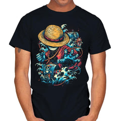 Colorful Pirate - Mens - T-Shirts - RIPT Apparel