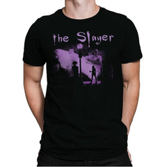 The Vamp Slayer - Mens Premium - T-Shirts - RIPT Apparel