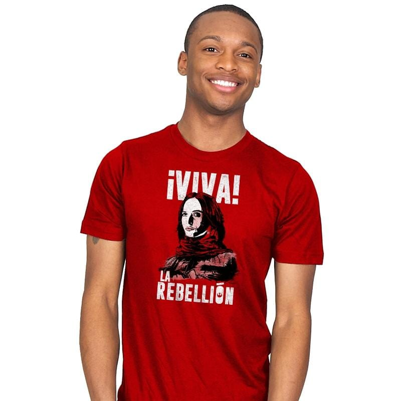 Viva La Rebellion - Mens - T-Shirts - RIPT Apparel