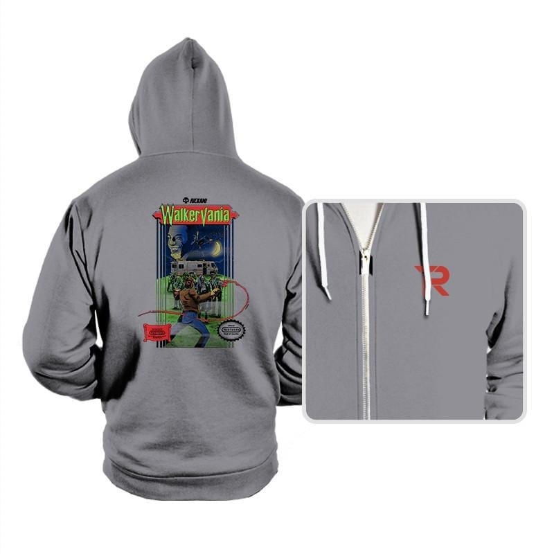 Walkervania - Hoodies - Hoodies - RIPT Apparel