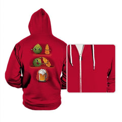 Beer Fusion - Hoodies - Hoodies - RIPT Apparel