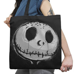 Nightmare - Art Attack - Tote Bag - Tote Bag - RIPT Apparel