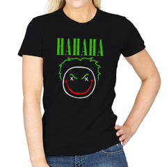 HAHAHA! - Womens - T-Shirts - RIPT Apparel