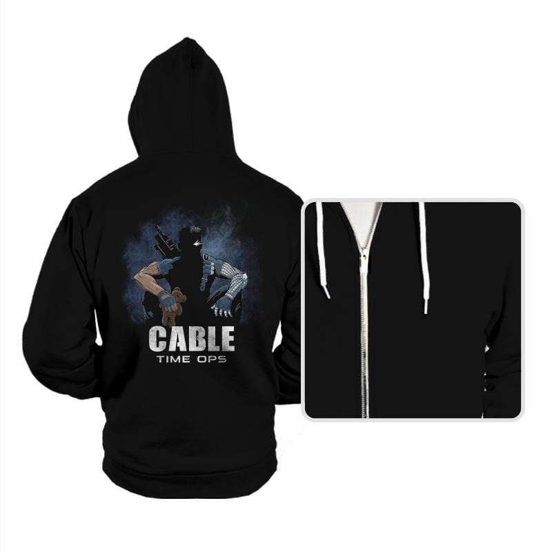 Cable Time Ops - Hoodies - Hoodies - RIPT Apparel