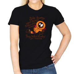 Soft Kenny Exclusive - Womens - T-Shirts - RIPT Apparel
