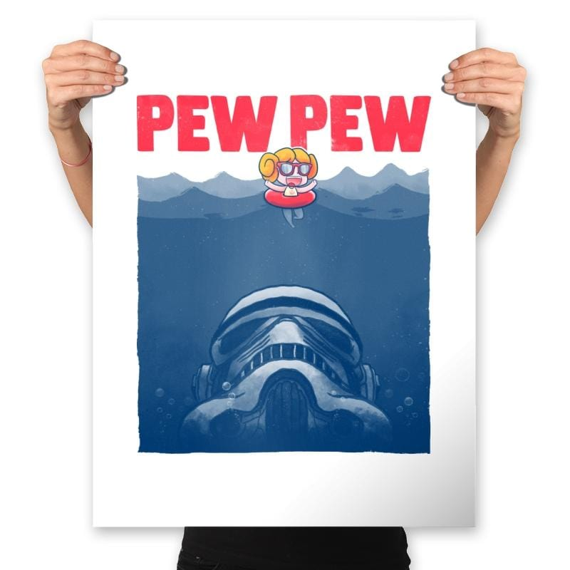 Ocean Wars - Prints - Posters - RIPT Apparel