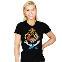Fantastic Rhapsody - Womens - T-Shirts - RIPT Apparel