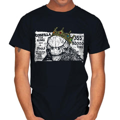 The Big King - Mens - T-Shirts - RIPT Apparel