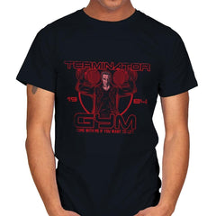 Terminator Gym - Mens - T-Shirts - RIPT Apparel