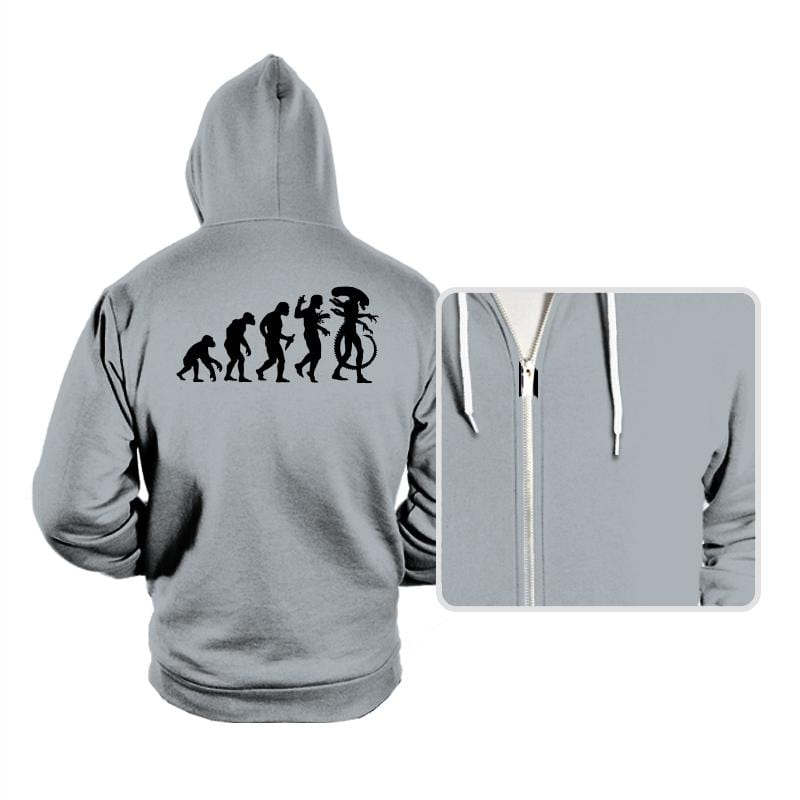 Silicon-Based Evolution - Hoodies - Hoodies - RIPT Apparel