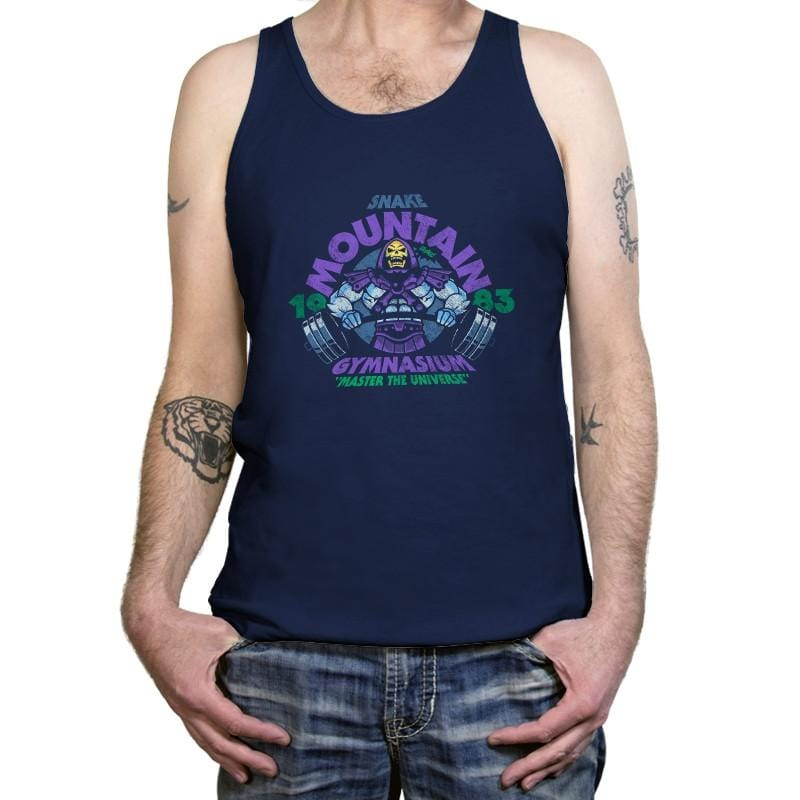 Snake Mountain Gym Exclusive - Tanktop - Tanktop - RIPT Apparel