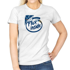 Flux Inside Exclusive - Womens - T-Shirts - RIPT Apparel