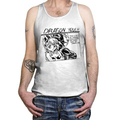 Dragon Youth - Tanktop - Tanktop - RIPT Apparel