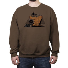 Scavenger Nuts - Crew Neck Sweatshirt - Crew Neck Sweatshirt - RIPT Apparel