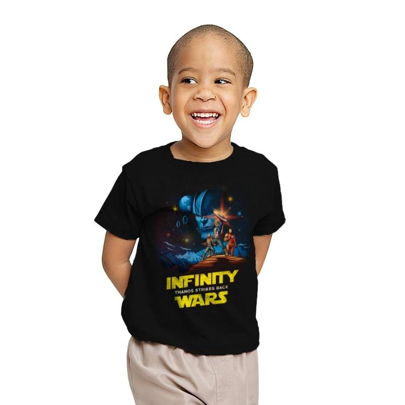 Infinity Wars - Youth - T-Shirts - RIPT Apparel