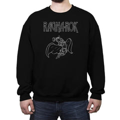 RAGNAROK - Crew Neck Sweatshirt - Crew Neck Sweatshirt - RIPT Apparel