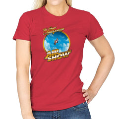 The Royal Amazonian Air Show Exclusive - Womens - T-Shirts - RIPT Apparel