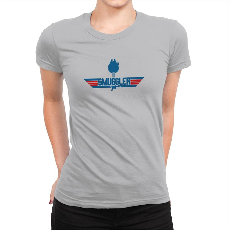 Top Smuggler Exclusive - Womens Premium - T-Shirts - RIPT Apparel
