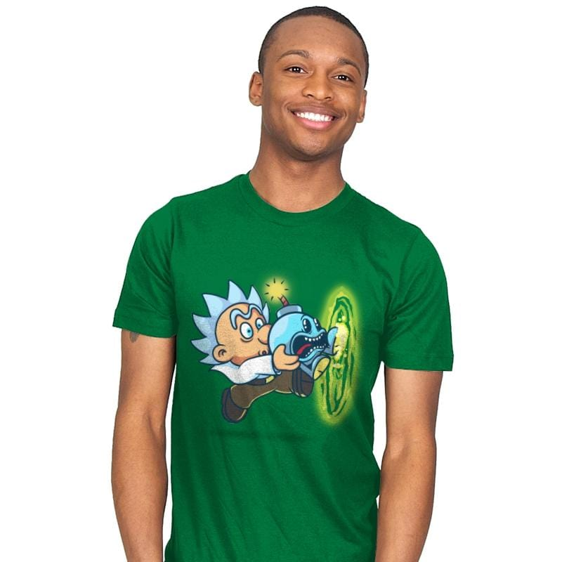 Super Doc-Omb - Mens - T-Shirts - RIPT Apparel
