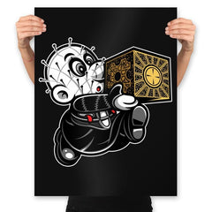 Super Cenobite Bros - Prints - Posters - RIPT Apparel