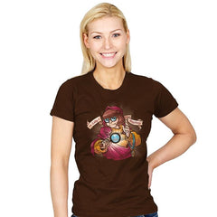 Our Lady of Mystery - Womens - T-Shirts - RIPT Apparel