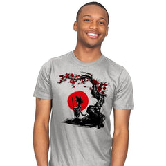 Saiyan Under the Sun - Mens - T-Shirts - RIPT Apparel