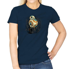 Indiana Solo Exclusive - Womens - T-Shirts - RIPT Apparel