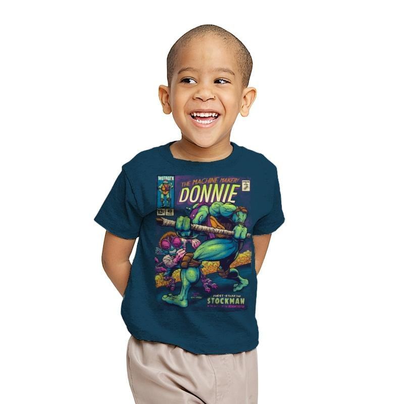 Donnie's Comics - Youth - T-Shirts - RIPT Apparel