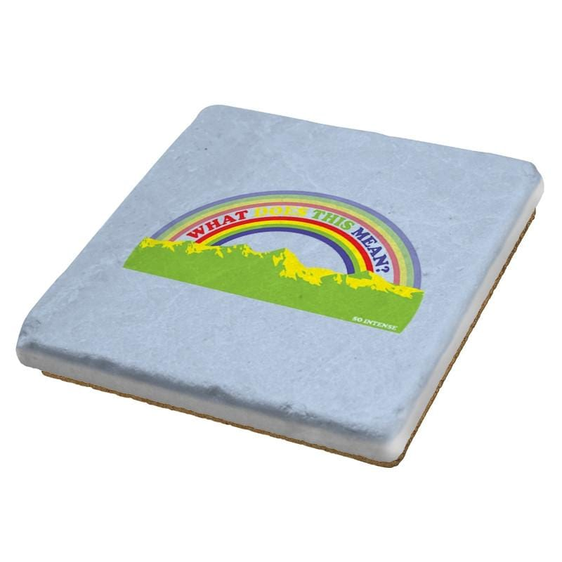 Double Rainbow Exclusive - Coasters - Coasters - RIPT Apparel