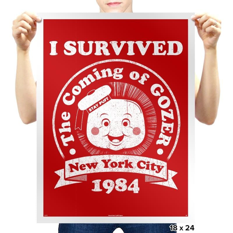 Survivor 1984 Reprint - Prints - Posters - RIPT Apparel