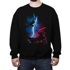 The Scavenger Returns - Crew Neck Sweatshirt - Crew Neck Sweatshirt - RIPT Apparel